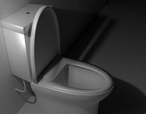 3D model Toilet Unit