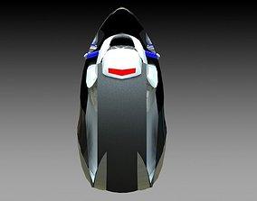 Motorbike 3D print model