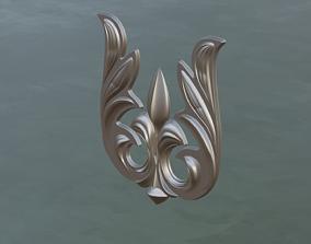 Flower Decor 3D printable model design