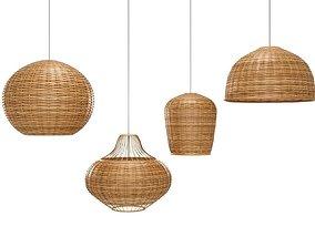 3D Bamboo Lamp