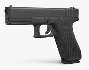 3D model Glock G17 Gen5