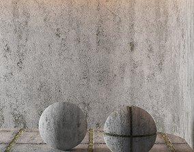 Hemase Mat 04 - Concrete - 2 Mats - Sbsar 3D