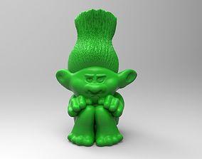 Trolls Pen Holder 3D printable model