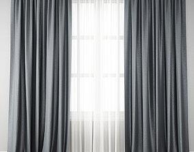 3D model Curtain 150