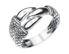 Ring 009 claw 3D print model