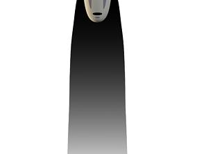 Ghibli - No Face - Rigged 3D asset