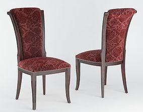 3D model Seven Sedie Brooklyn Chair 0567S