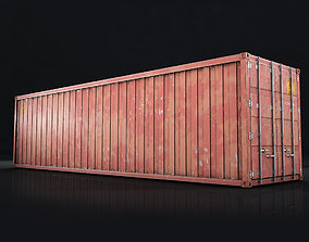 3D Shipping Container- High quality