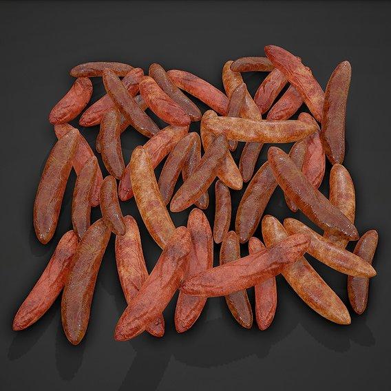 Sausage pile