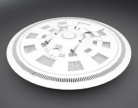 The Thing Saucer Scale model