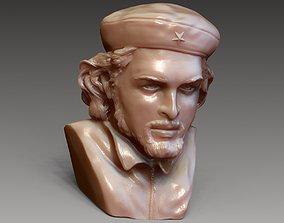 Che Guevara 3D model