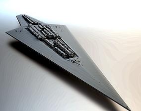 STAR WARS - EXECUTOR class Super Star 3D asset