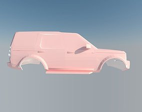 3D print model Land Rover Discovery 3