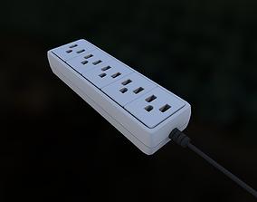 Powerstrip 3D model