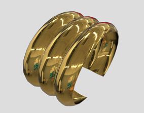 Cuff 2 3D asset