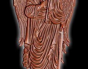 3D printable model Guardian Angel bible