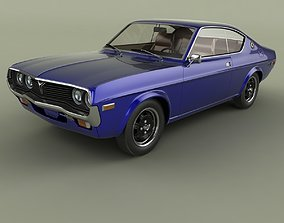 Mazda RX4 Coupe 3D model