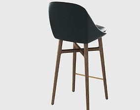 3D model Neri and Hu Solo Bar Stool