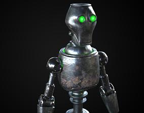 3D model Game Robot
