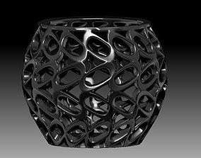 parametric vase 3D print model