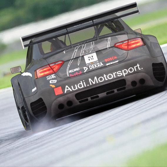 AUDI S5 bodykit