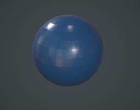 3D asset Swiss Yoga Ball PBR VR