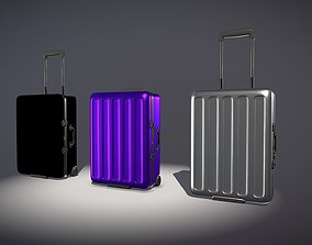 3D model luggage 8