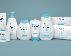 Dove Baby - Collection Pack 3D