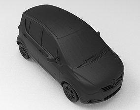 Vauxhall Agila 3D printable model