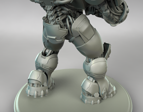 3D print model Starcraft Rifleman