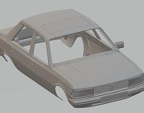 Peugeot 305 Printable Body Car
