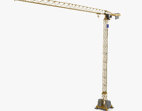 3D model Potain Tower Crane MDT 389 2019