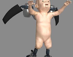 3D Babybot X-3 aka Angel