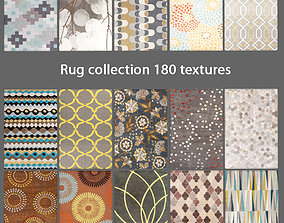 3D model Rug collection 180 textures