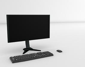 Standard PC 3D asset low-poly