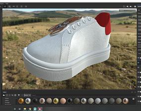 Sneakers pbr 3D