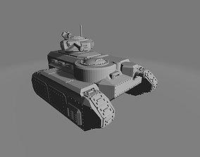 3D print model Phantom Transport Or Flamer tank