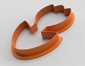 3D printable model Cookie cutter - Tulip