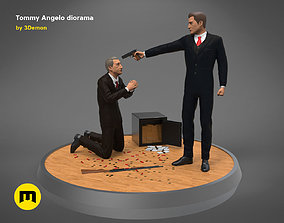 Tommy Angelo Diorama 3D print model