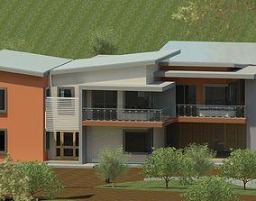 Five Bedroom Residential 3D model