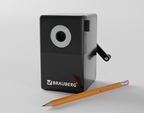 3D model Table sharpener