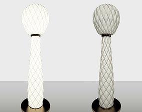 Fontana Arte - Pinecone floor lamp 3D model