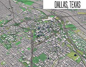 Dallas Texas 3D model