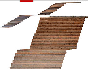 Stairs 10 3D