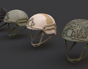3D Ops Core Sentry mid cut military helmet