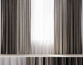Curtains 01 3D