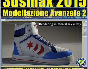 3ds max 2015 Modellazione Avanzata 2 v 24 Italiano cd 1