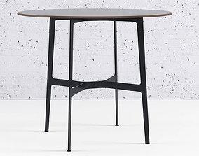 Eileen Circular Table 3D model