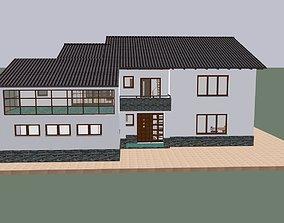 House 23 3D printable model