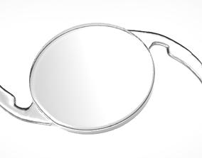 Glass Medical Lens 3D